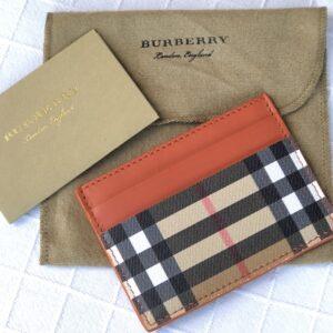 Burberry portacarte