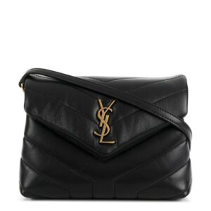 ysl Loulou toy pelle nera