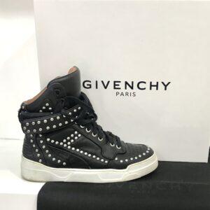 Givenchy sneakers Tyson Elegant pelle nera